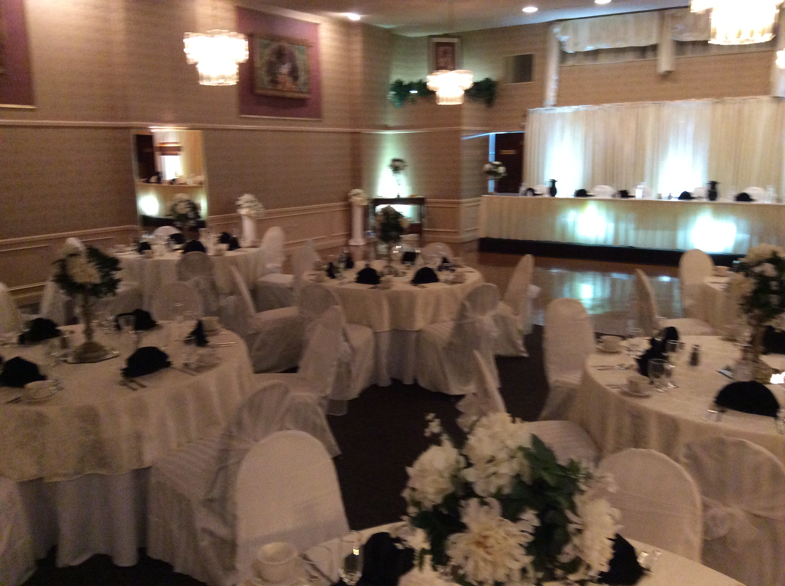 Banquet Hall Wedding Venue Event Catering Edgemont Caterers