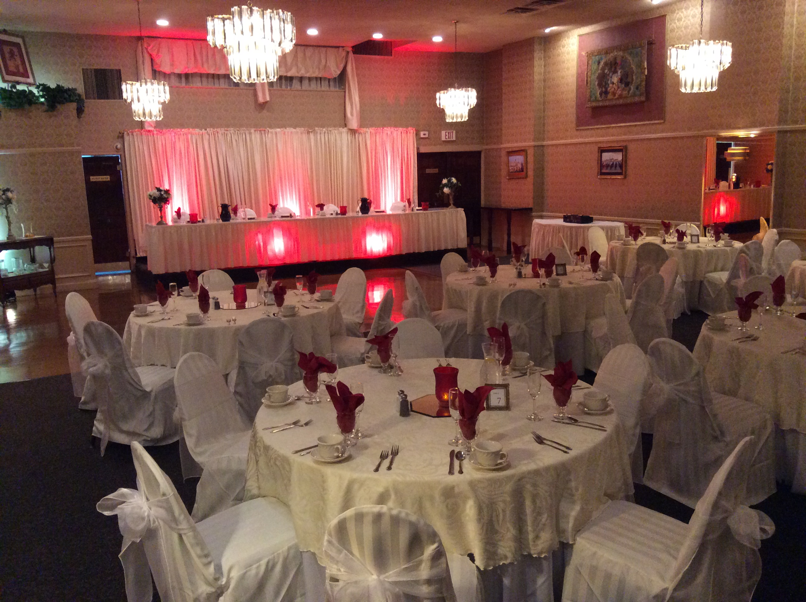 Banquet Hall, Wedding Venue, Event Catering | Edgemont Caterers ...