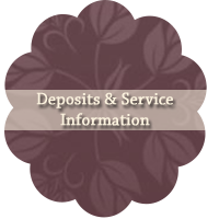 Deposits and Service